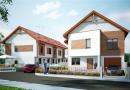 Nowe domy na Nowym Mieście